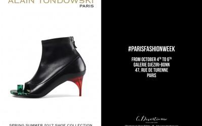 Paris Fashion Week 2016